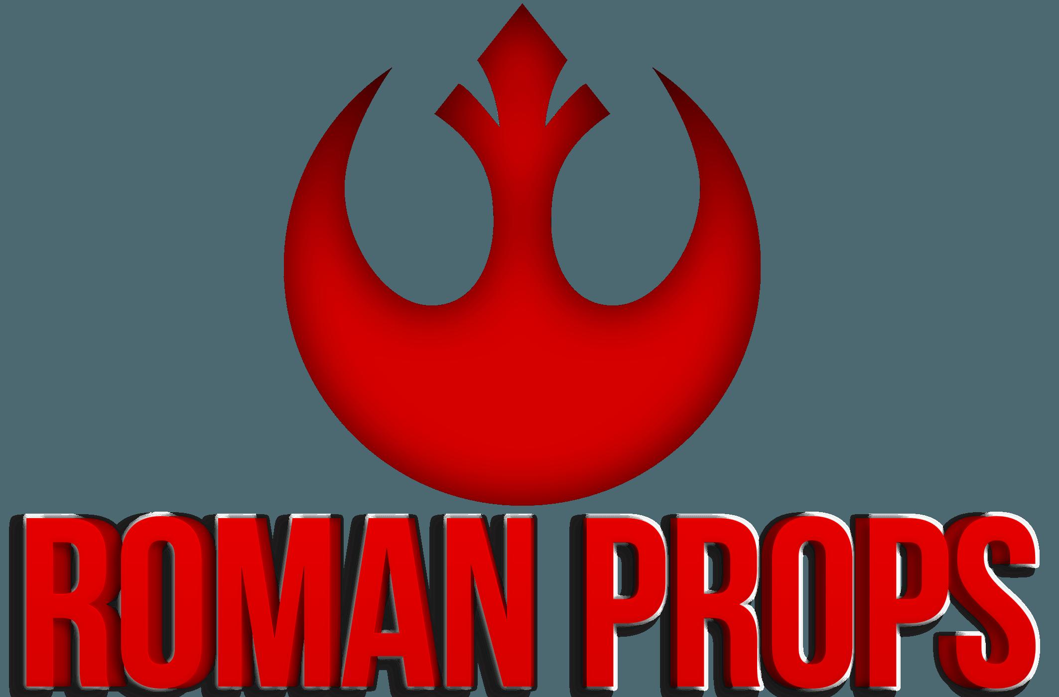 Roman Props | Roman's Empire Logo